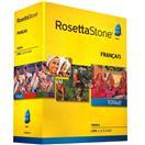 ROSETTA STONE DVD FRENCH LEVEL 1,2,3,4, & 5